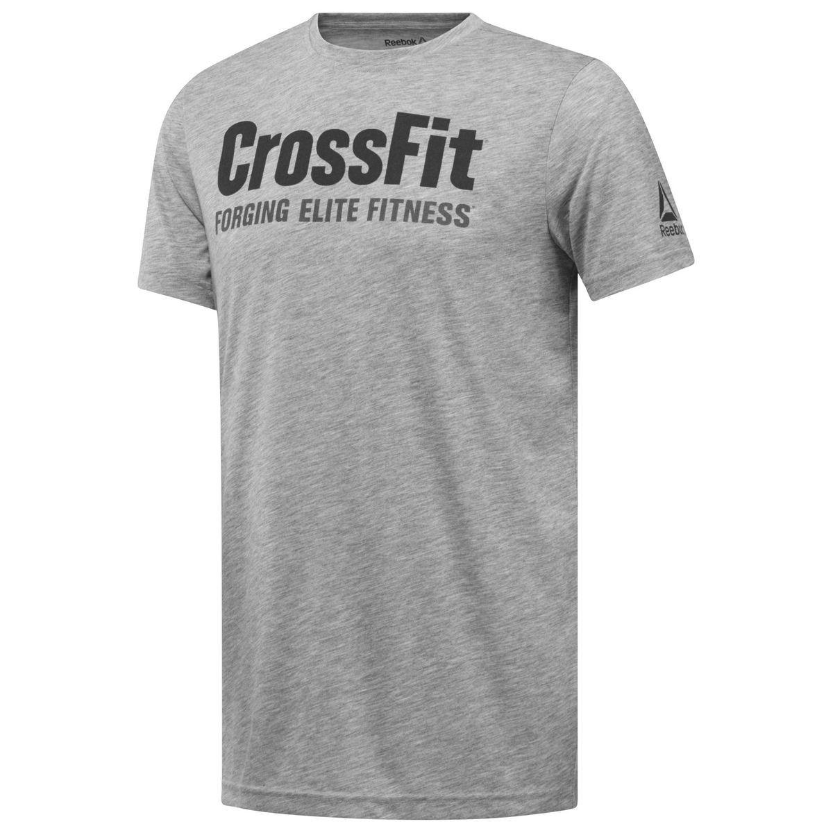 T shirt Reebok Crossfit Speedwick F.e.f T shirt Graphic