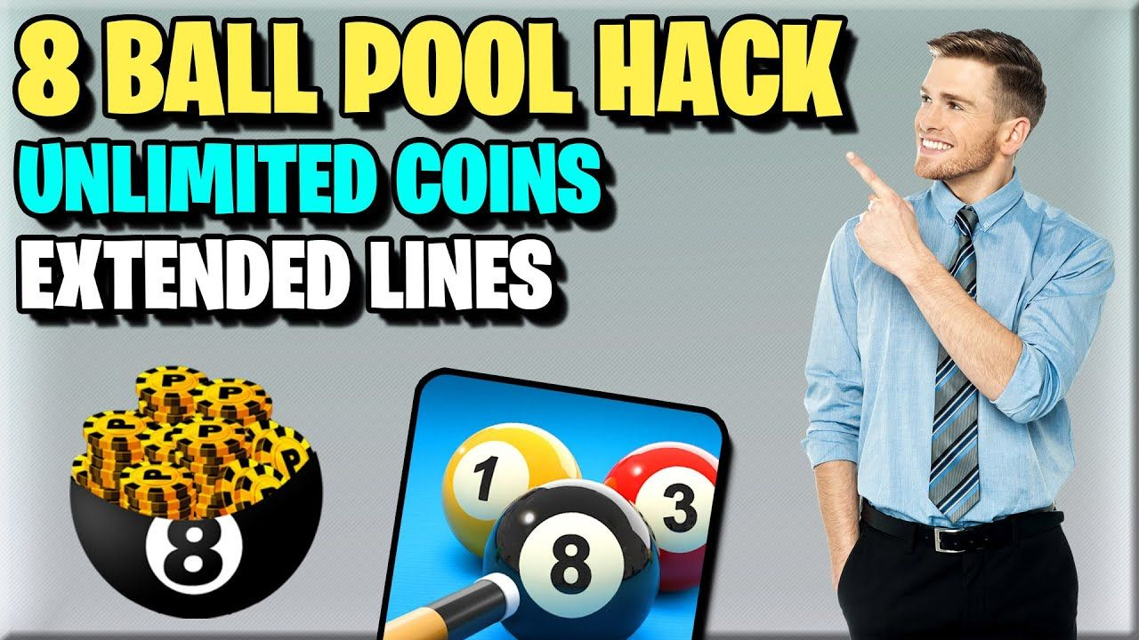 8 Ball Pool Hack 🔥 How to Hack 8 Ball Pool Coins For Free