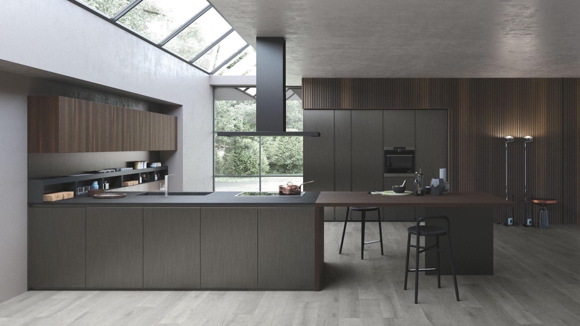 Kitchen K016 By Pedini Kitchen Cucina Interiordesignideas Interiordesign Kitchenide Progetti Di Cucine Progettazione Di Una Cucina Moderna Cucine Italiane