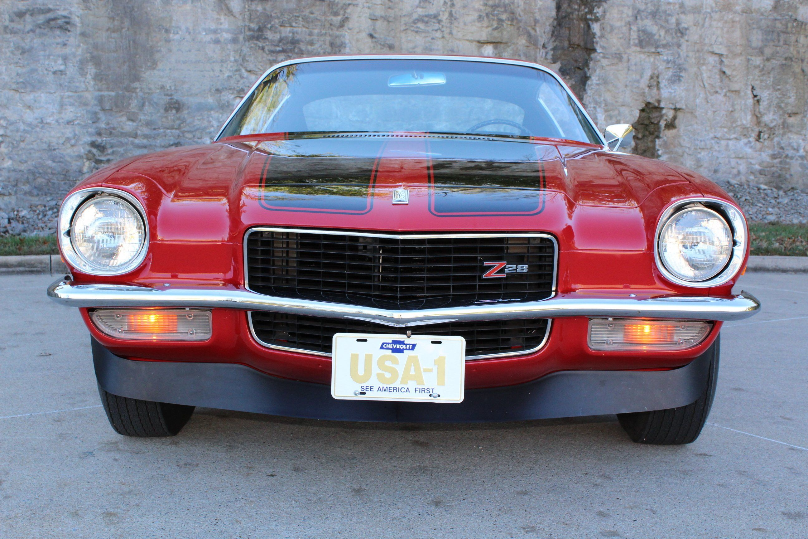 1970 Chevrolet Camaro GAA Classic Cars (With images