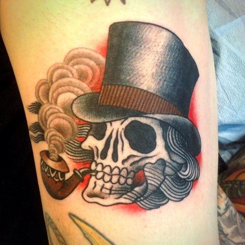 Atlas Tattoo Portland Oregon: Dan Gilsdorf — Atlas Tattoo - Portland, Oregon