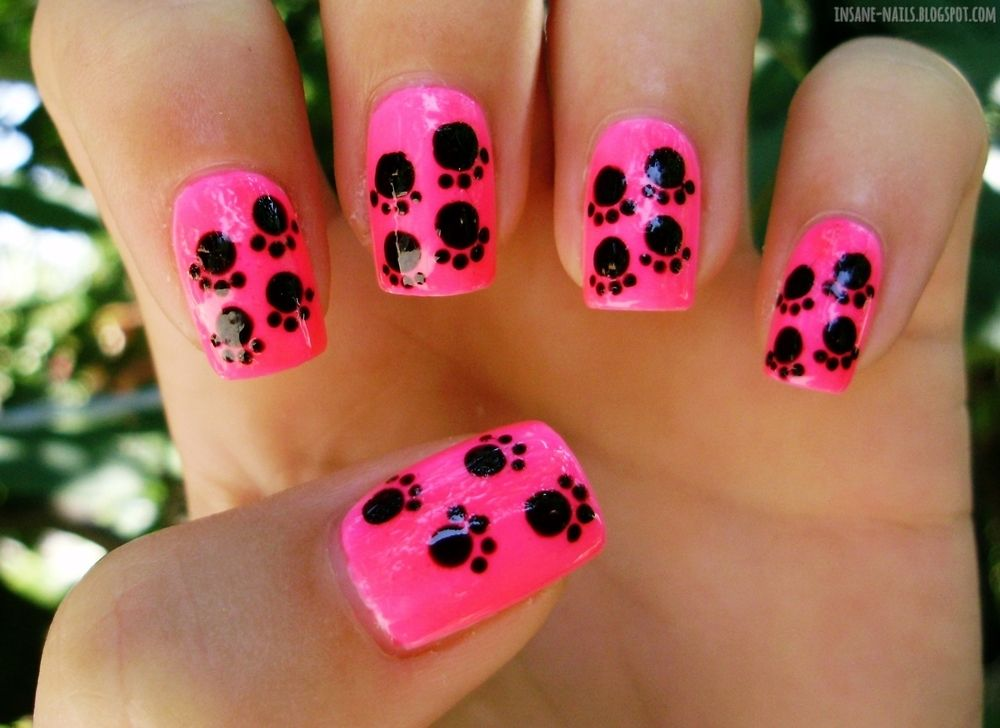 inSANEnails: 10 days summer challenge: day 3 | Nails | Pinterest ...