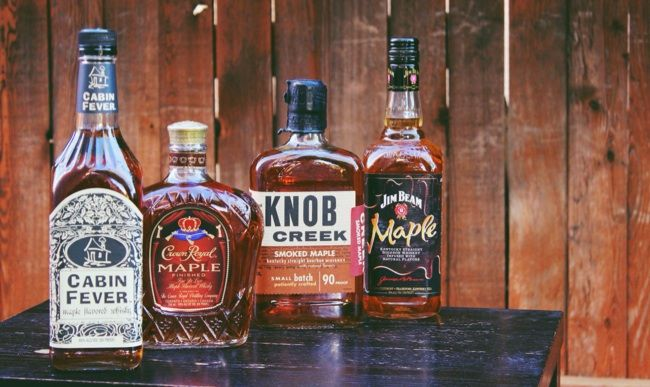 Bees Vs Trees Comparisons Of 4 Maple Whiskies Liquor