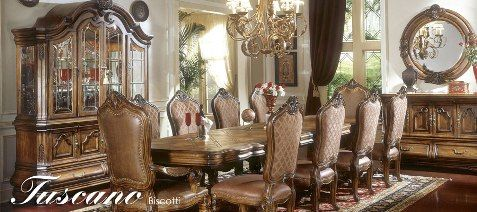 Classic Dining Room Designs From Aico Furniture Classic Dining Room Aico Furniture Dining Table Setting