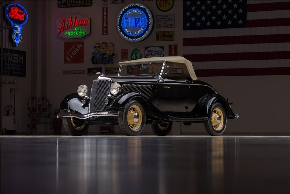 Completely restored after a 13-year search for the best NOS parts ...