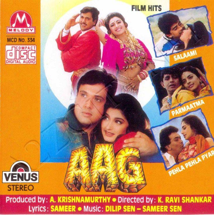 Aag 1994 Mp3 Vbr 320kbps Movie Songs Bollywood Songs Songs