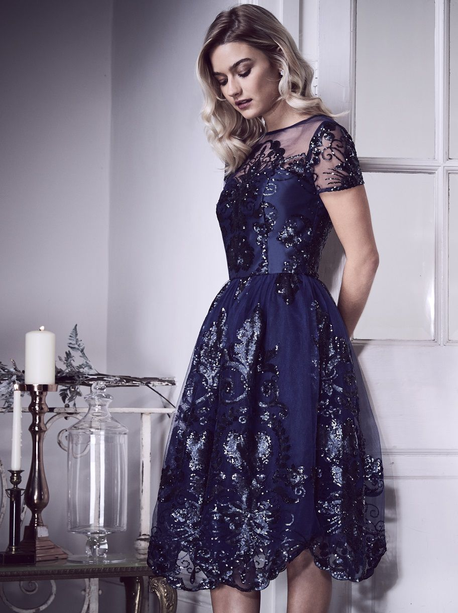 Vintage Inspired Evening Dresses, Gowns and Formal Wear | Chi chi ...