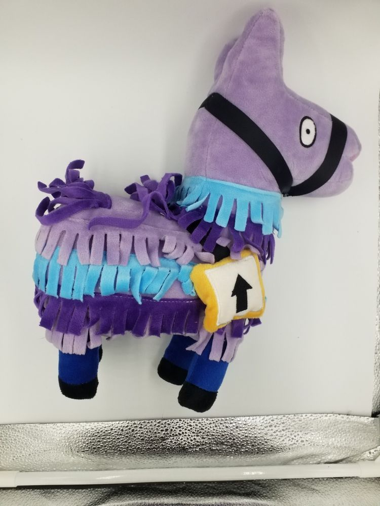 Large Fortnite Llama Plush Doll Toy 14 Ships From Usa Get It