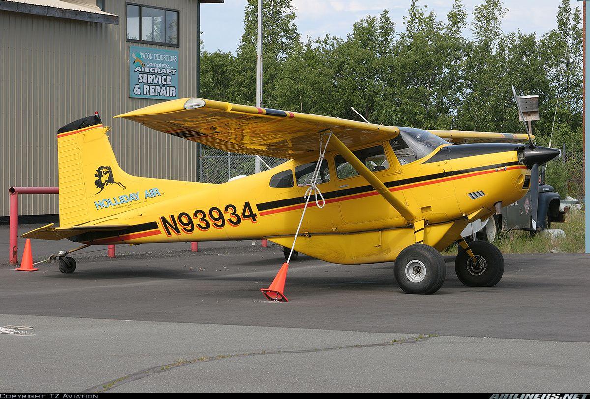alaska cessna 185   Picture of the Cessna A185F Skywagon 185