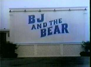 Tv show bj and the bear cast