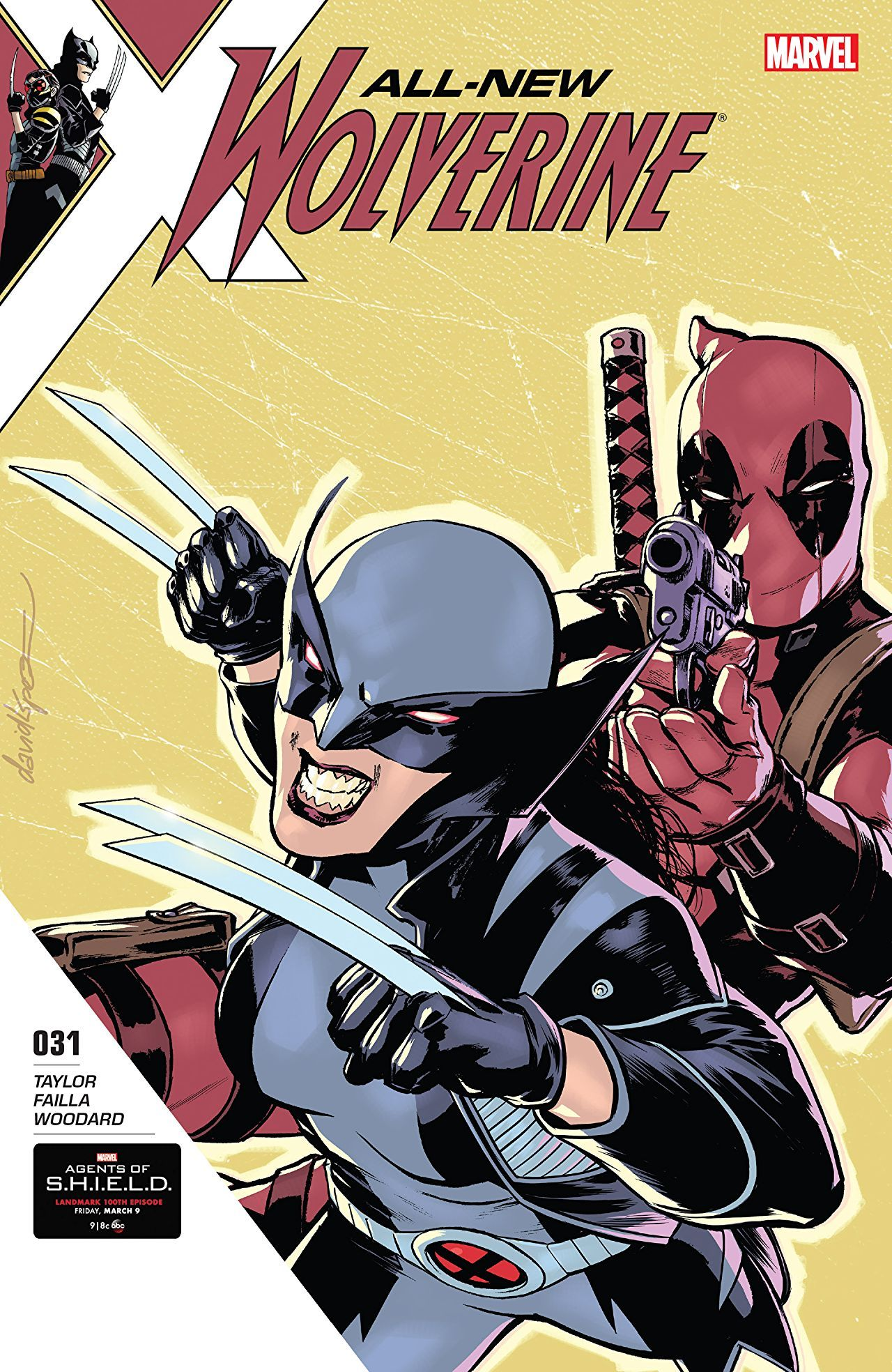 All New Wolverine 2015 2018 31 Comics By Comixology Comic Book Villains Comics All New Wolverine