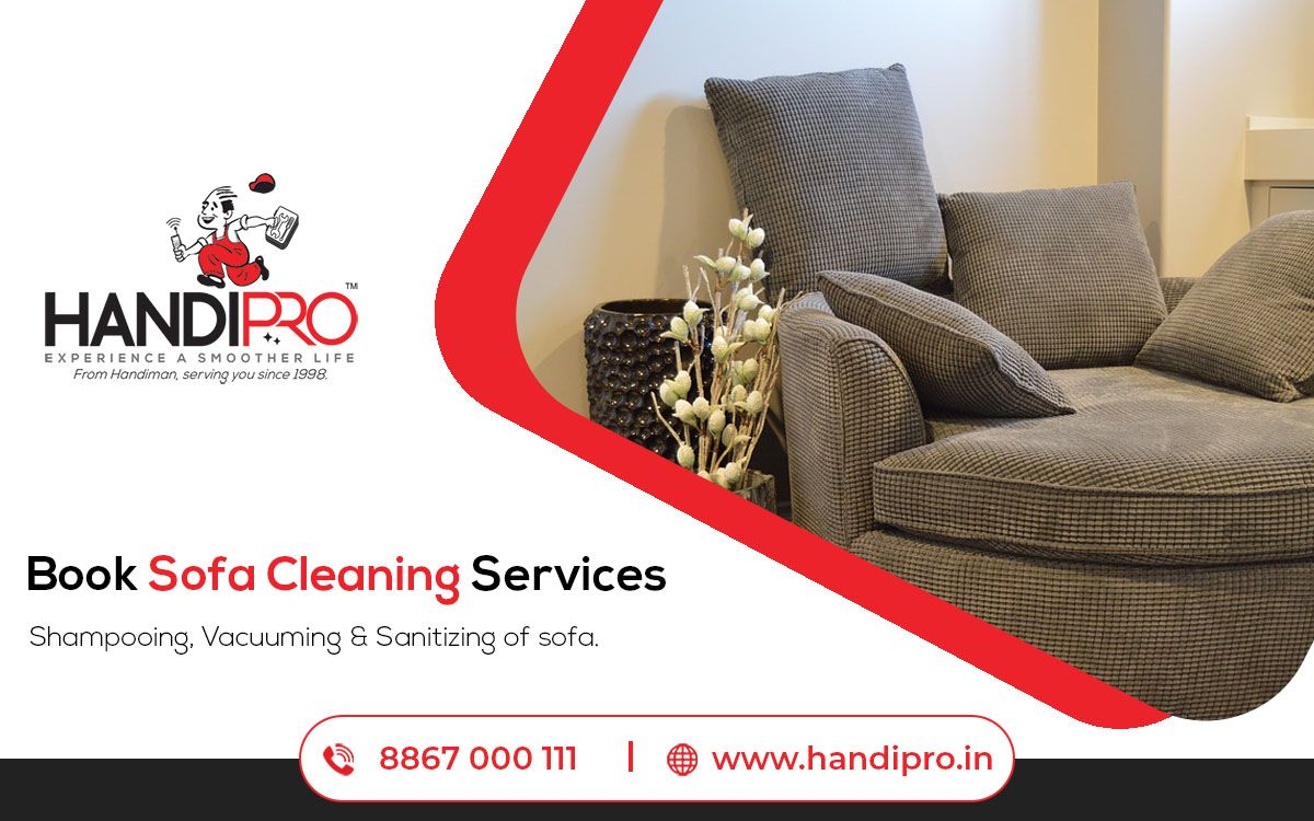 Sofa Cleaning Services Bangalore Plastic Covers For Bed Bugs Handipro Provides The Best In Call 8867 000 111 A