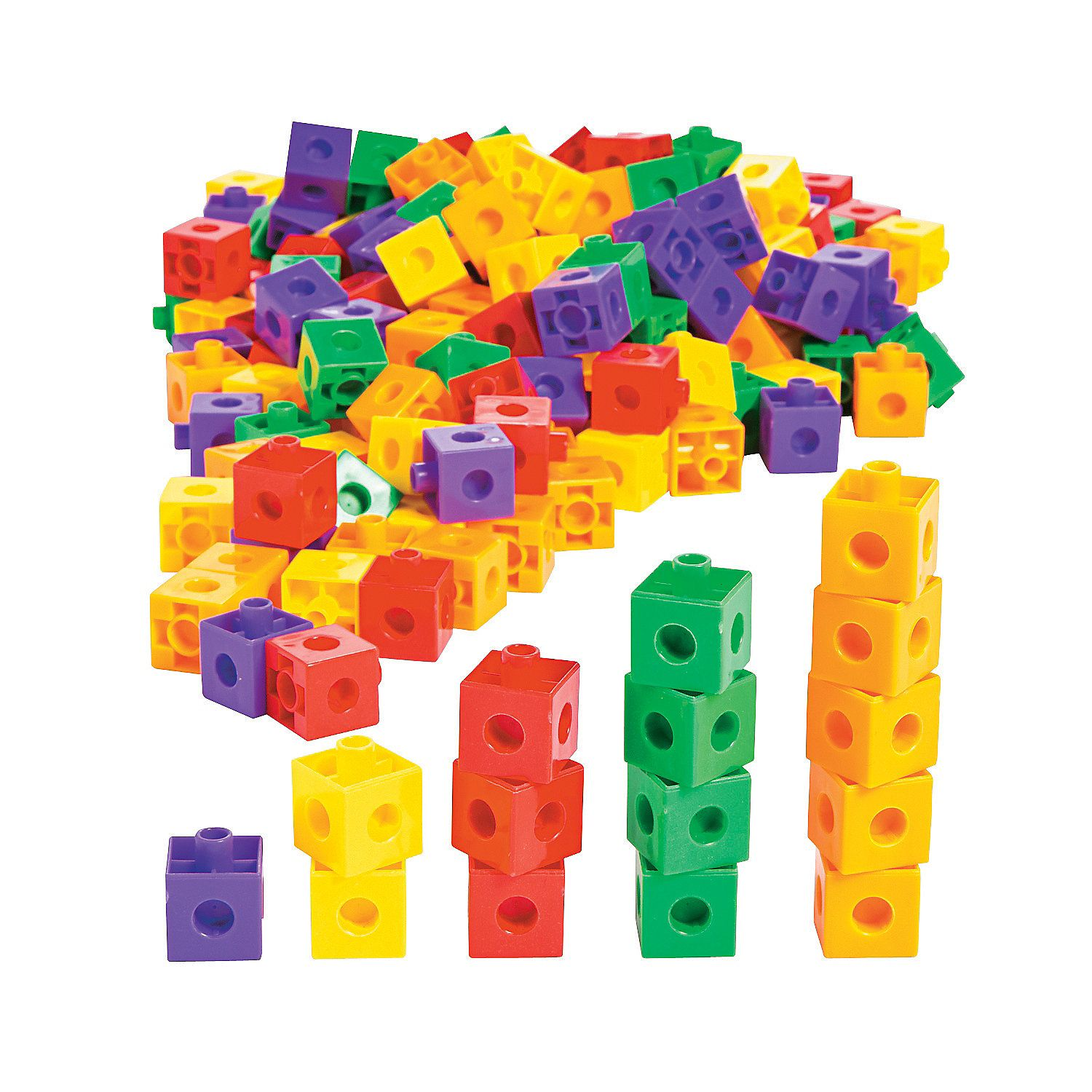 Counting Amp Stacking Cubes With Images