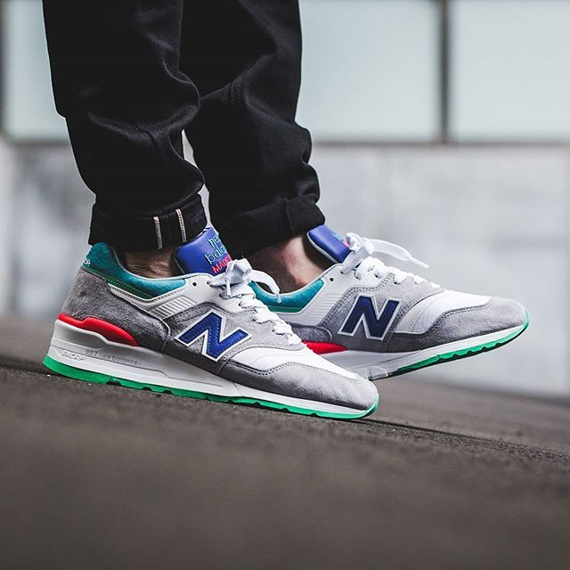 The baseball-inspired NB 997 'Coumarin' is every bit as sweet on ...