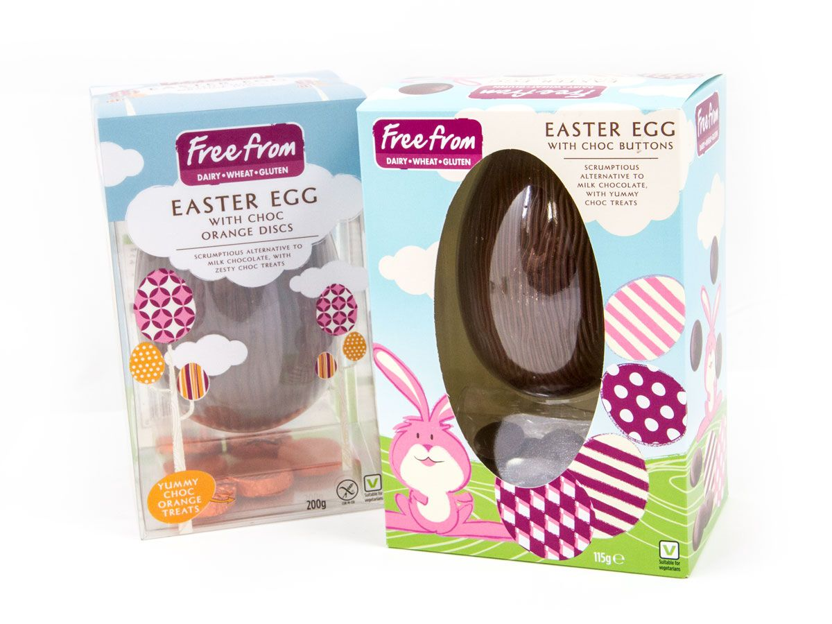 Our free from easter eggs are just 150 in store and online food negle Images