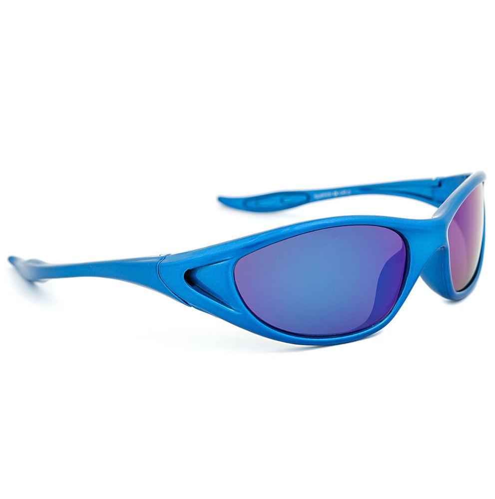 Kids Sunglasses Volcano Flash Lens Surfer Sports Wrap Around
