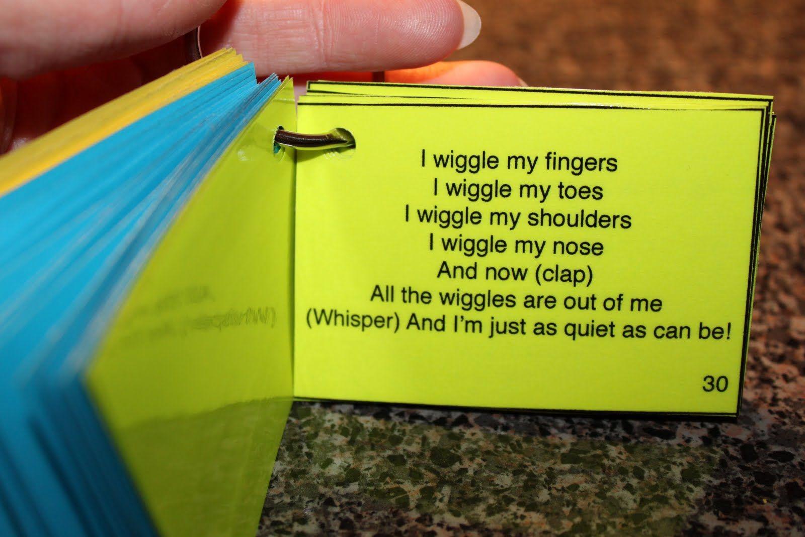 CREATE STUDIO: Preschool Song Booklet | back to school | Pinterest ...