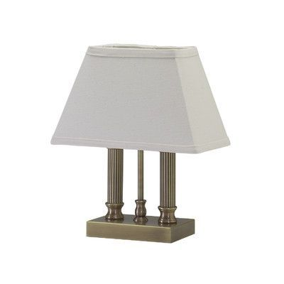 """House of Troy Coach 12.5"""" Table Lamp"""