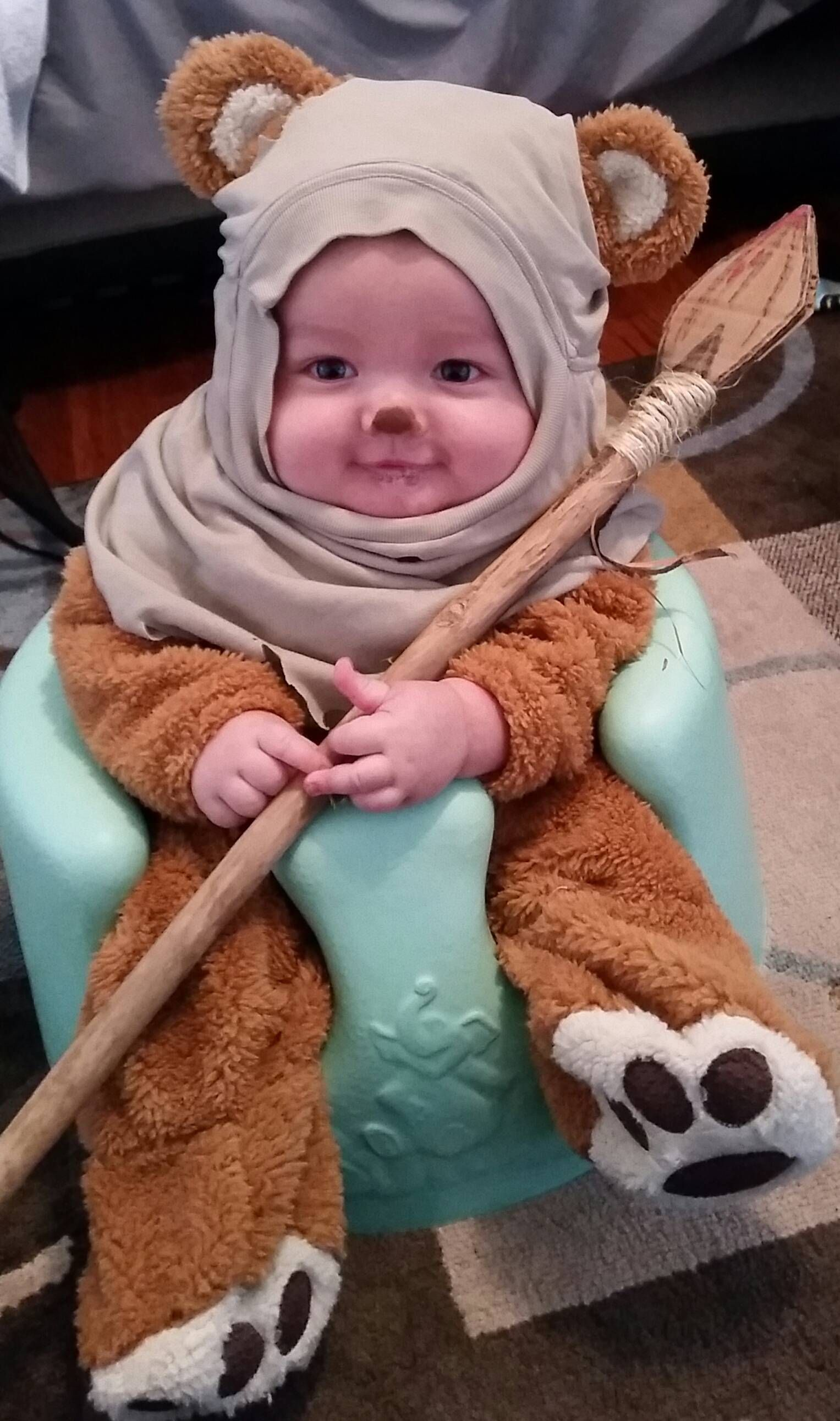 ewok costume - Google Search  sc 1 st  Pinterest & ewok costume - Google Search | Holiday | Pinterest | Ewok costume
