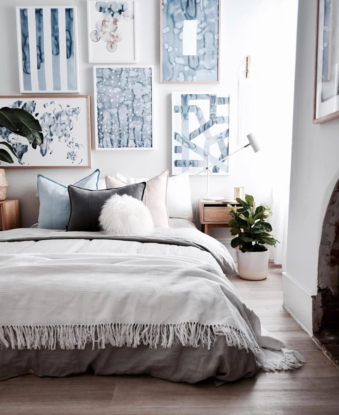 ilovedreamybedrooms ♥ Dreamy bedrooms on Instagram • photo ...