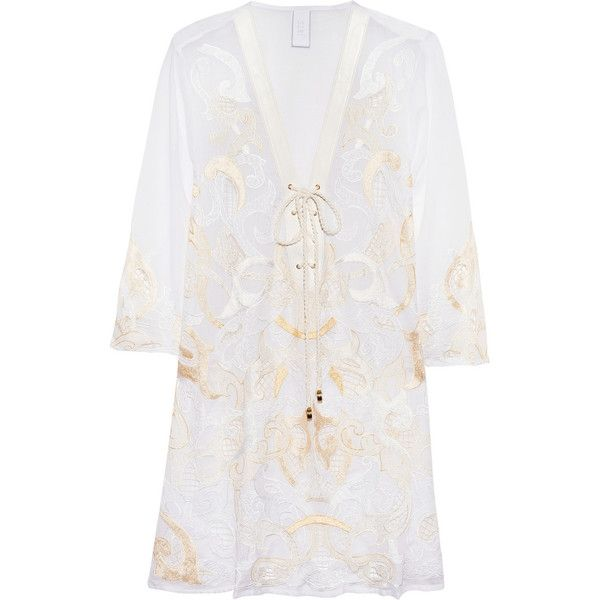 JETS By Jessika Allen White Label Entice Embroidered
