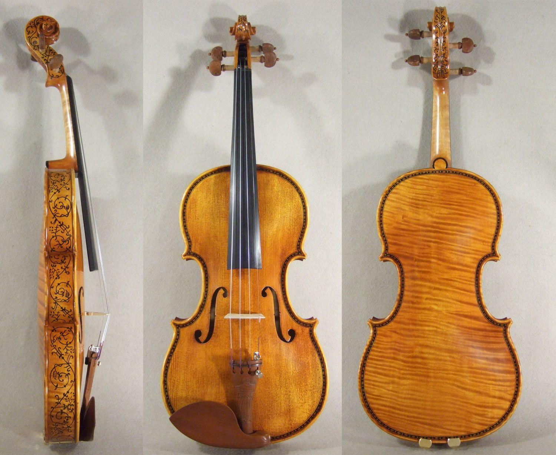 Stradivarius Violin Violino Copy Stradivarius Hellier Masterpiece Stradivarius Violin Violin Instruments
