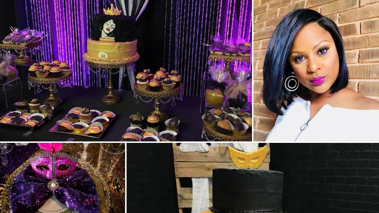 Birthday party ideas for adults 30th 40th 60th 50th