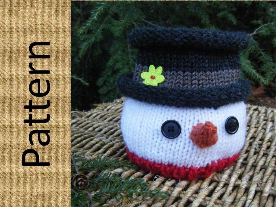 loom knit snowwoman - Google Search | Loom Knitting | Pinterest ...