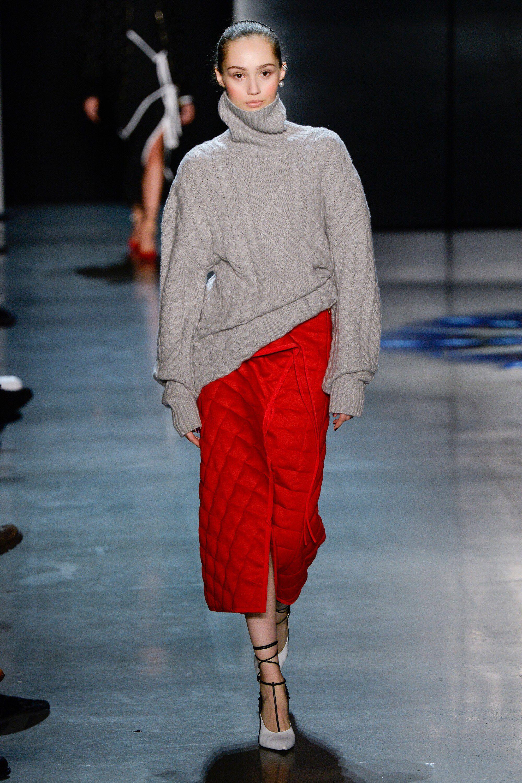 Prabal Gurung Fall 2018 Ready-to-Wear Fashion Show Collection