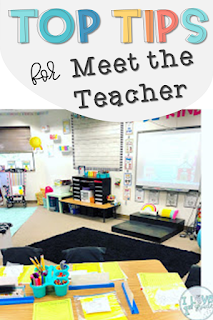 Meet the Teacher #meettheteacherideas