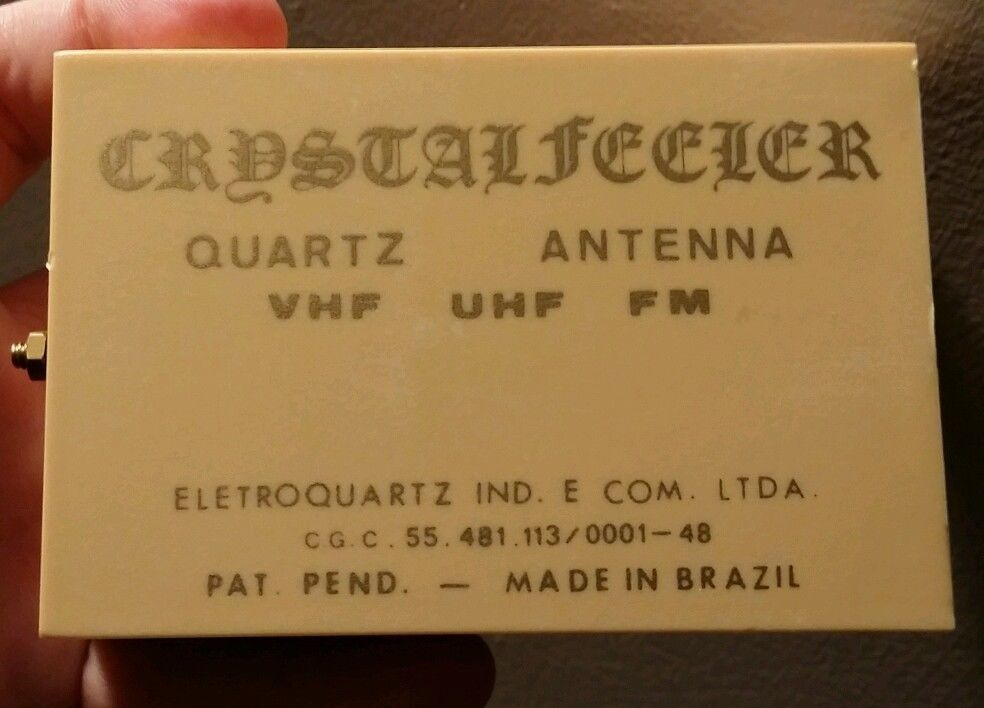 Crystal Feeler Quartz Antenna Ghost Hunting Spirit Box EVP