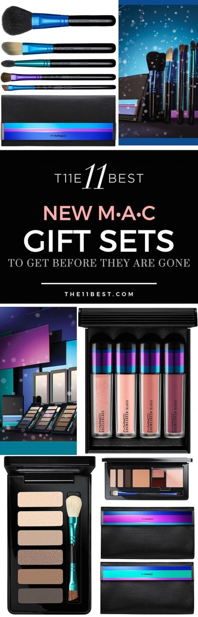 The 11 Best MAC Gift Sets Mac gift sets, Lipstick gift