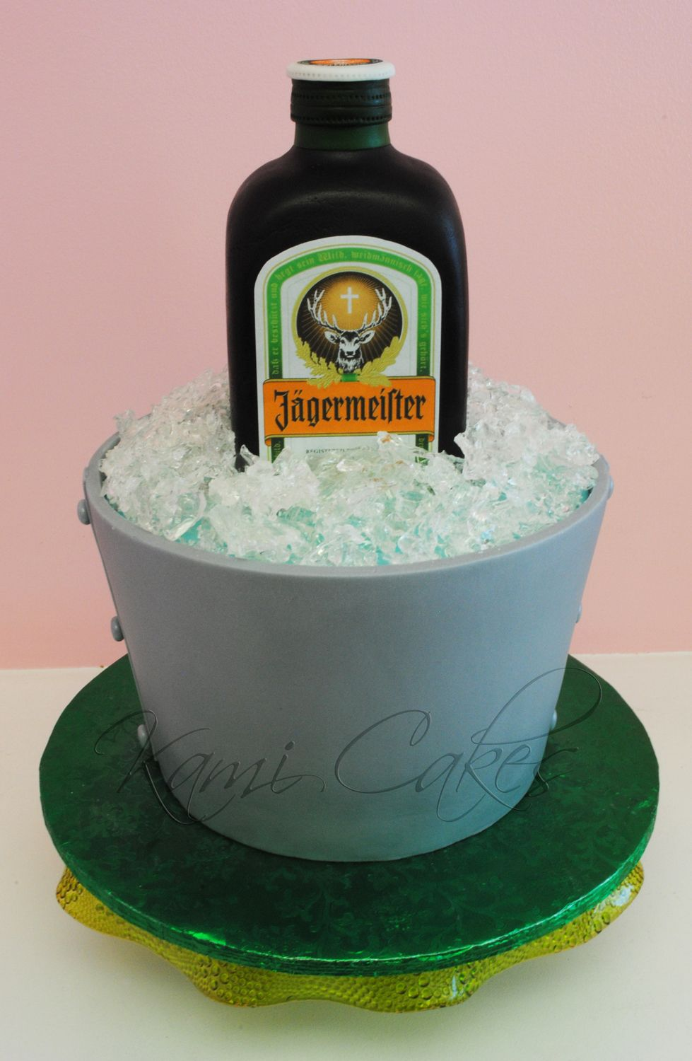21st Bday Cake Jager Things I Want To Make In 2018 Pinterest