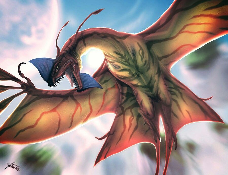 Dragon Toruk Makto Avatar @leonid63unas | DRAGONS ...