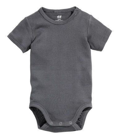 bebfc55e9f0a5 H and M -tons of cheap (some organic) baby clothes. THey run large in size.