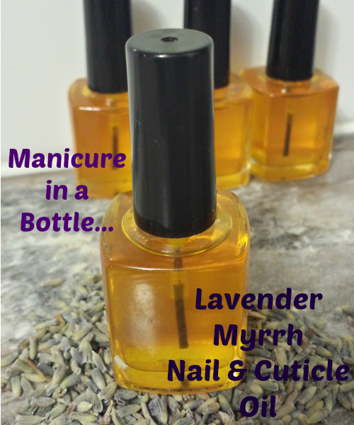 How to make a Luxurious, Natural Nail & Cuticle Treatment Oil Create ...