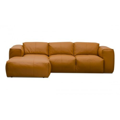Ecksofa Hudson Iii Cognac Rechts Gnstig Online Kaufen Fashion For Home With  Ecksofas Modern