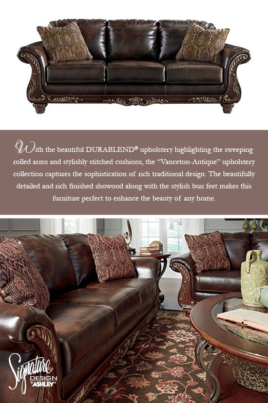 Ashleyfurniture Enhance Your Traditional Home Style Effortlessly