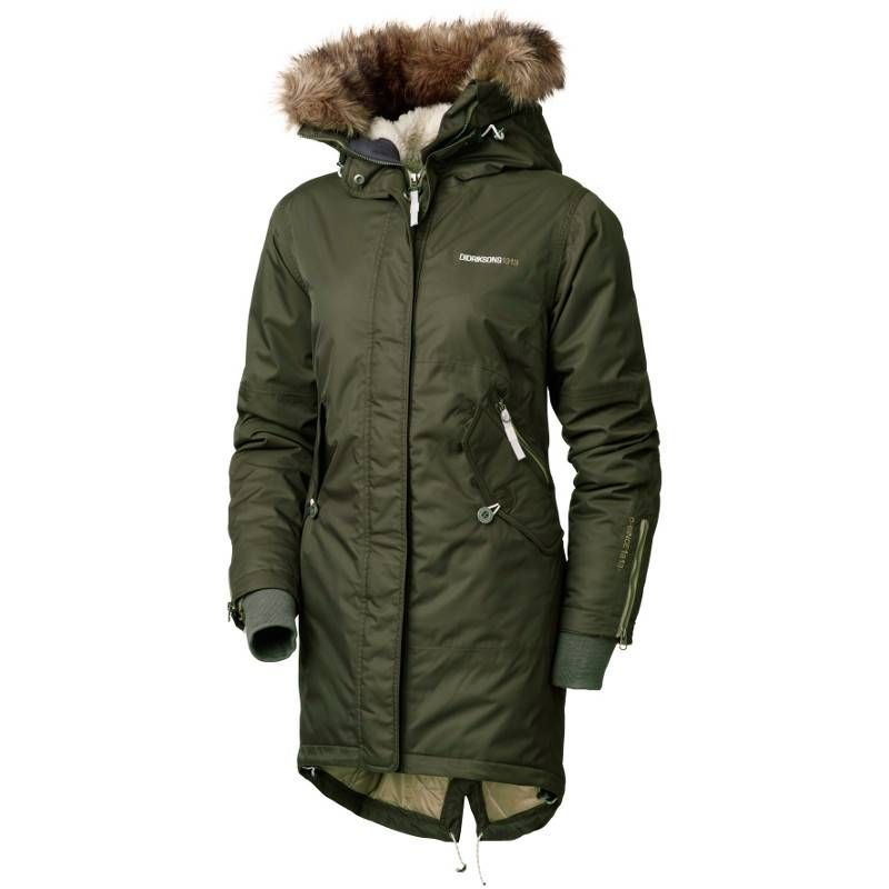 Didriksons Lindsey Women s Parka   My wardrobe - jackets in 2019 ... 948c9802ba