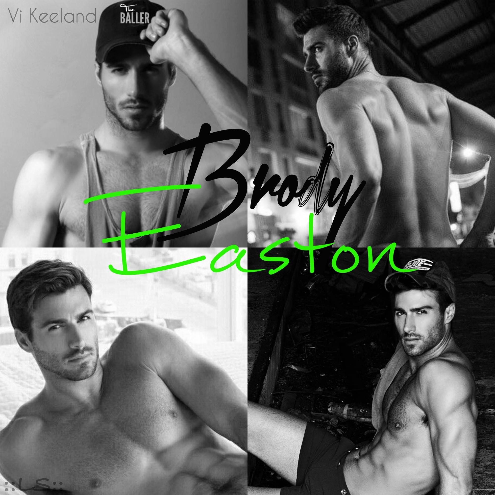 Brody from The Baller by Vi Keeland