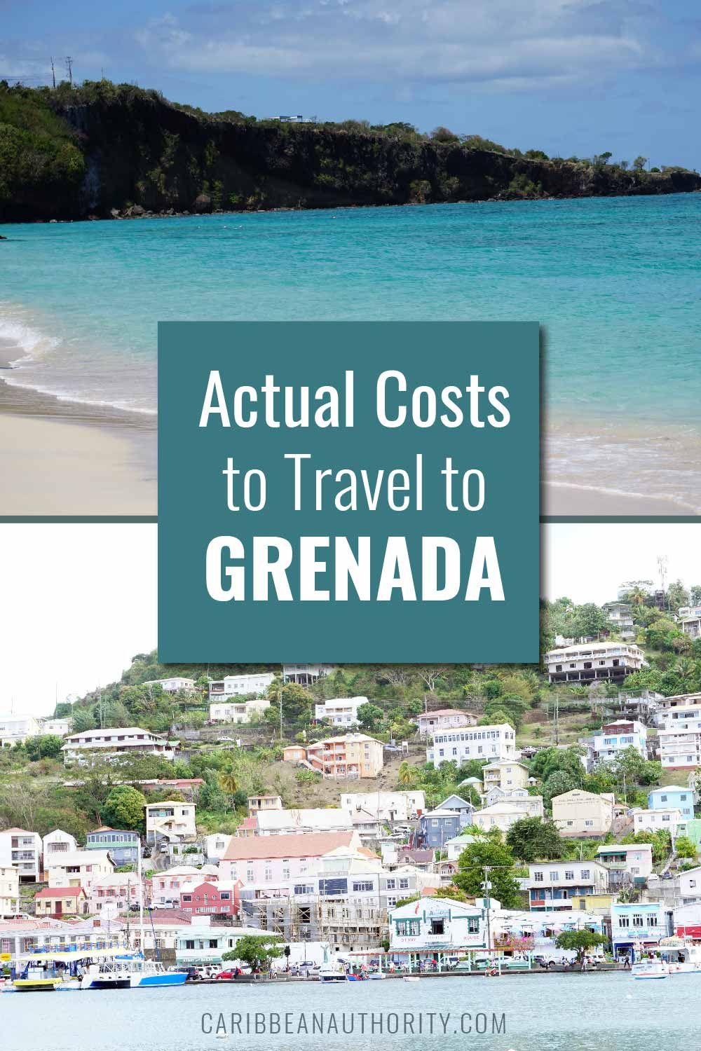Actual Costs To Travel To Grenada Luxury Budget Options Best Places To Travel All Inclusive Vacation Packages Travel