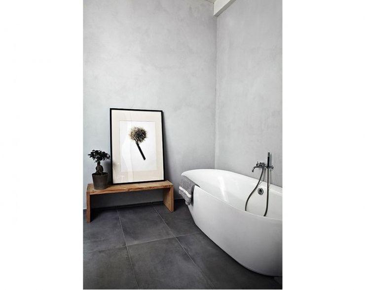 Badkamer Met Beton : Betonnen badkamers badkamers badkamer en