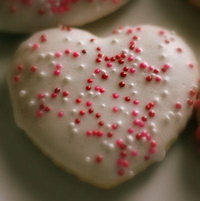 Soft sugar cookies like Grandma made with sour cream