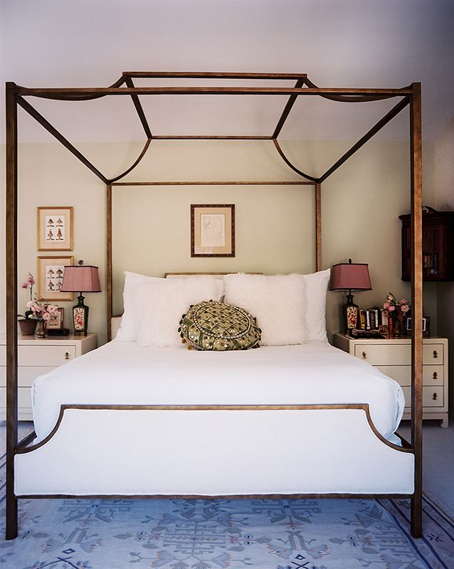 And the l& finials of course! Canopy Beds3/4 ... & Love this classic u0026 simple bedroom. And the lamp finials of course ...