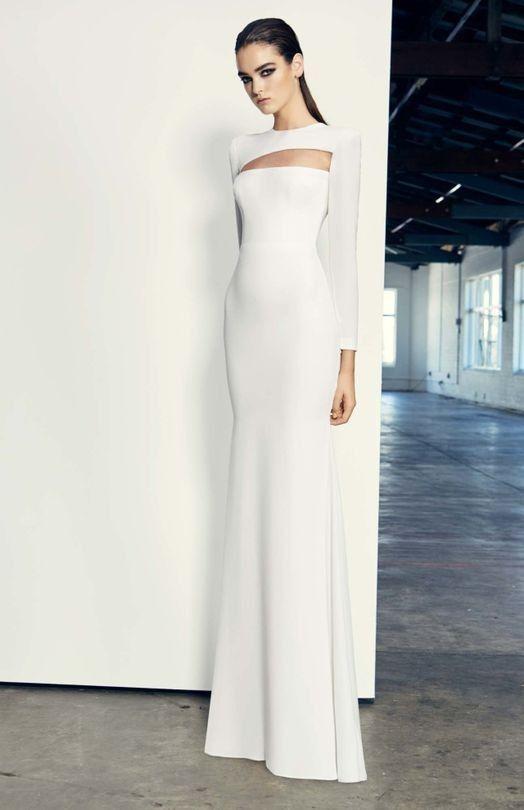 Alex Perry ready-to-wear autumn/winter \'17/\'18 | Kleider, Kleider ...