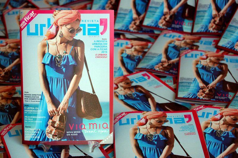 Revista Urbana - Setembro/2015