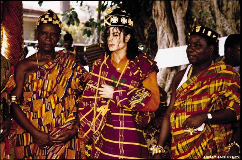 Stunning Image of Michael Jackson in 1992