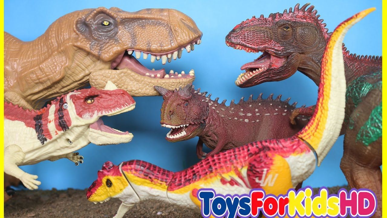 Videos De Dinosaurios Para Ninos Coleccion De Dinosaurios Carnivoros Dinosaurios De Juguete Dinosaurios Para Ninos Dinosaurios Juguetes Juegos de dinosaurios para niños. videos de dinosaurios para ninos
