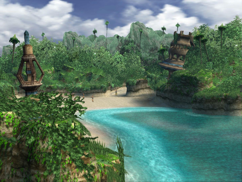 final fantasy landscape wallpaper hd wwwpixsharkcom