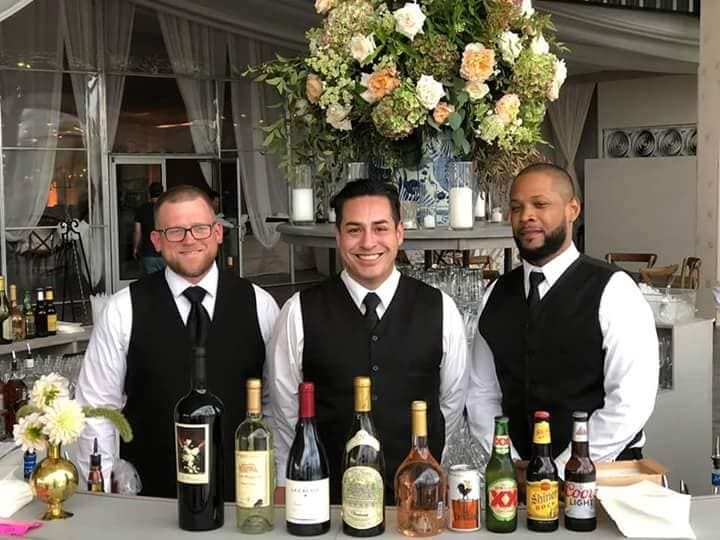 Bartending services bartenders for hire event event